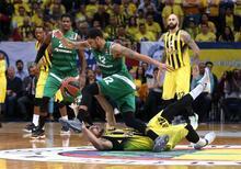 Fenerbahçe - Panathinaikos Superfoods: 79-61