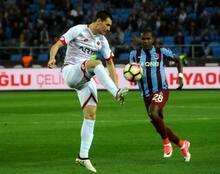 Trabzonspor - Gençlerbirliği: 0-0
