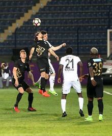 Osmanlıspor - Atiker Konyaspor: 0-0