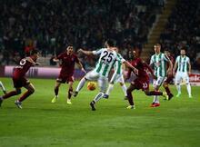 Torku Konyaspor - Trabzonspor: 2-0