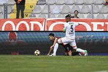 Gençlerbirliği-Adanaspor maçından kareler