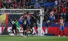 Atletico Madrid - Real Madrid: 2-1