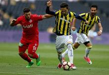 Fenerbahçe - Antalyaspor: 0-1