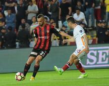 Gaziantepspor - Galatasaray: 1-2