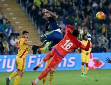 Fenerbahçe - Kayserispor: 1-0