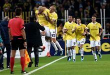 Fenerbahçe - Göztepe: 2-1