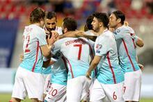 Kosova - Türkiye: 1-4