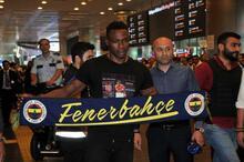 Carlos Kameni, İstanbul'a geldi!