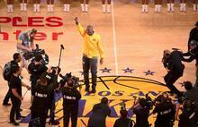 Kobe Bryant'tan veda maçında inanılmaz performans