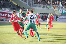 Konyaspor: 2 Antalyaspor: 0