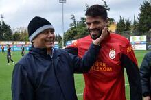 Florya'da Lucescu'nun takımı Shakhtar, Galatasaray'ı yendi
