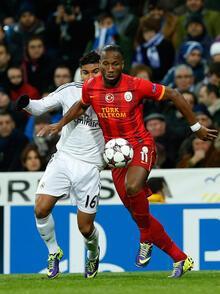 Real Madrid-Galatasaray: 4-1