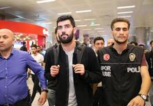 Neto İstanbul'da! İşte kareler...