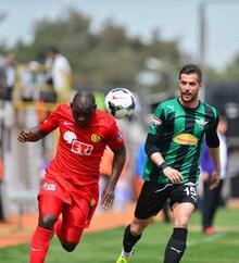 Akhisar Belediyespor-Eskişehirspor