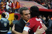 İşte Fenerbahçe - Galatasaray maçından kareler!