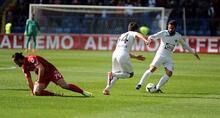 K.Karabükspor-Akhisar Belediyespor: 0-2