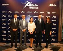"""""""Gillette-Milliyet Yılın Sporcusu Ödülleri"""" için geri sayım başladı"""