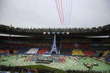 EURO 2016'ya muhteşem açılış!