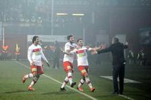 Trabzonspor - MP Antalyaspor: 2-1