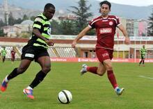 Akhisar Tokatspor'a yenilerek, elendi