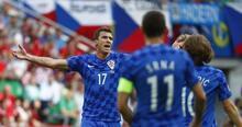 Çek Cumhuriyeti - Hırvatistan: 2-2