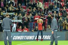 Türkiye- Danimarka: 1-1