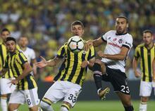 Fenerbahçe - Beşiktaş: 2-1