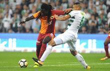 Bursaspor - Galatasaray: 1-2