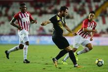 Antalyaspor - Osmanlıspor: 3-0