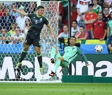 Portekiz - Galler: 2-0