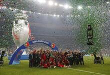 Portekiz kupasını aldı!