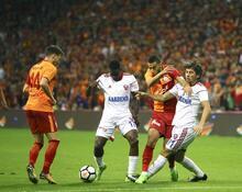 Galatasaray - Kardemir Karabükspor: 3-2