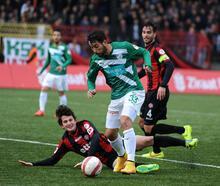 Centone Karagümrük-Bursaspor: 1-0