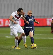 İstanbul Büyükşehir Belediyespor: 2 - Trabzonspor: 1