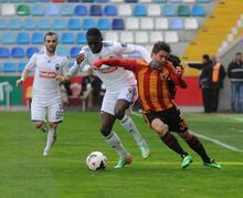 Kayserispor-Kayseri Erciyesspor: 0-2 (CANLI)