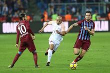 Trabzonspor - Galatasaray: 2-1