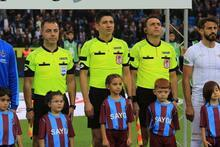 Trabzonspor - Akhisarspor maçından kareler