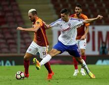 Galatasaray - Kardemir Karabükspor: 1-0