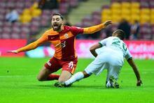 Galatasaray - Sivas Belediyespor: 5-1