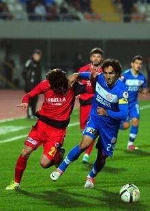 Antalya'da 6 gollü düello nefes kesti!