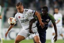 Atiker Konyaspor - Salzburg: 0-2
