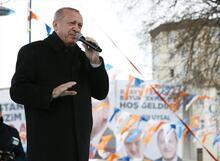 Son dakika: Cumhurbaşkanı Erdoğan'dan Büyükçekmece'ye metrobüs müjdesi
