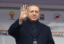Cumhurbaşkanı Erdoğan: Paraları Kandil'e gönderenlere müsaade etmeyiz