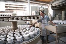Türk porselenini 128 yıldır dünyaya tanıtıyor