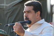 Son dakika: Maduro ABD'ye meydan okudu: İşte silahlı kuvvetler burada