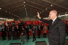 """Cumhurbaşkanı Erdoğan: """"Halde terör estirenlerin işini bitiririz"""""""