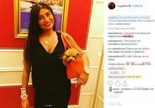 Süreyya Yalçın 10 yıllık köpeğini kaybetti