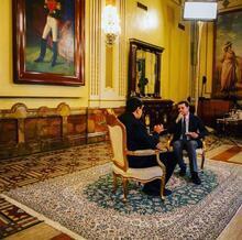 Son dakika: Dünyanın konuştuğu röportaj ilk kez CNN TÜRK'te!