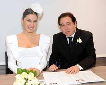 Fazıl Say ve Ece Dağıstan, Milano'da evlendi