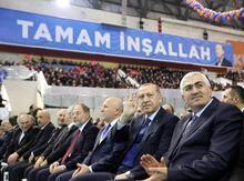Son dakika... Cumhurbaşkanı Erdoğan müjdeyi Erzurum'da verdi